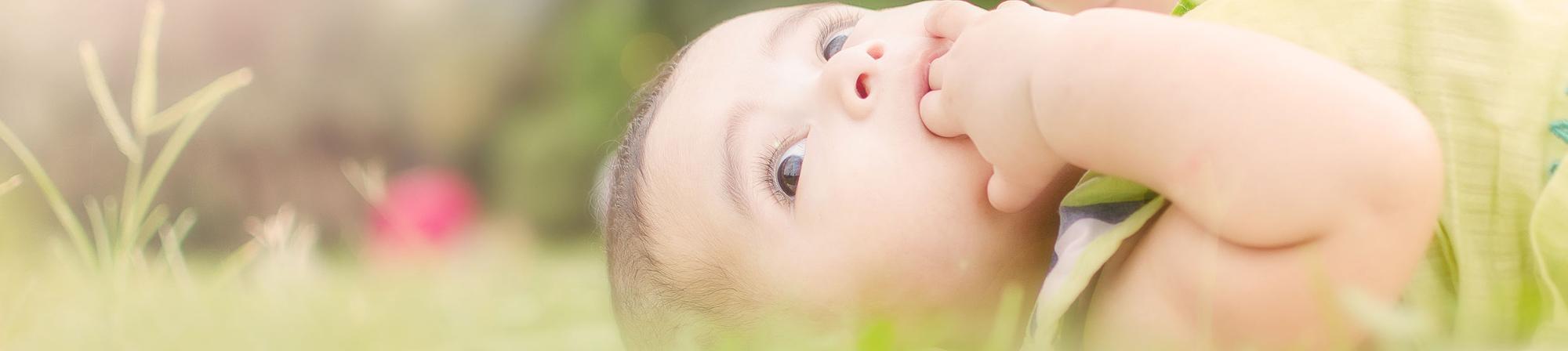 הגנה על עור התינוק