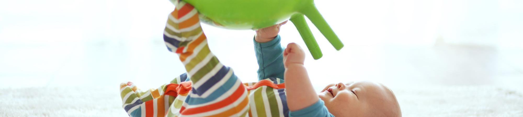 ברזל לתינוקות