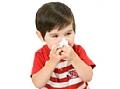 هل لدى طفلك رشح  بدون حم؟ هل هو مريض ؟